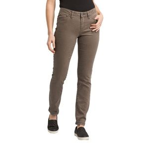 Women's Prana brown skinny jeans